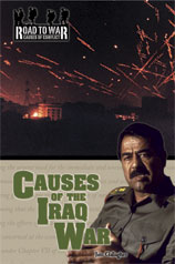 Iraq War Cover