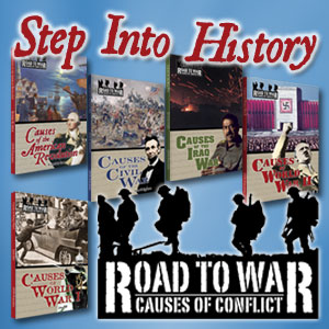 Road to War Series Collage